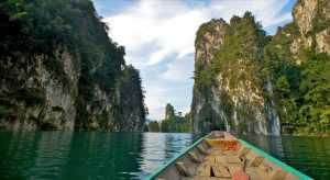 Загадка затонувшего города или сказы древнего Чео Лана