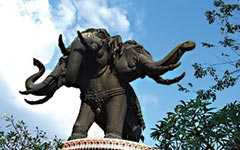 Храм «Эраван» — храм Слона