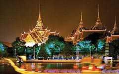 Храм Изумрудного Будды — Ват Пракео