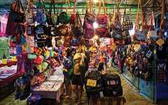 Покупки и сувениры