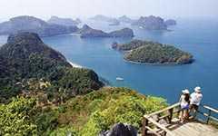 Морской национальный парк Ангтхонг
