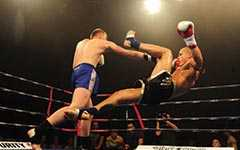 Шоу-кабаре и тайский бокс