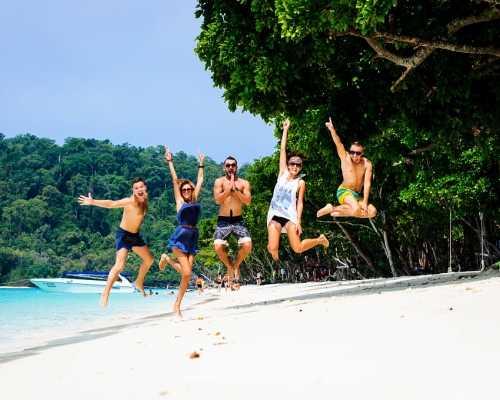 Острова Ко Рок + Ко Ха + Пхи Пхи