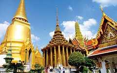 Бангкок с прогулкой по каналам
