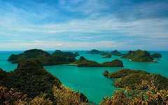 Морской национальный парк Ангтонг