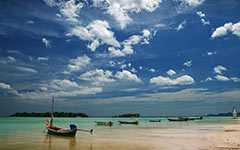 Вокруг острова Самуи на парусной яхте