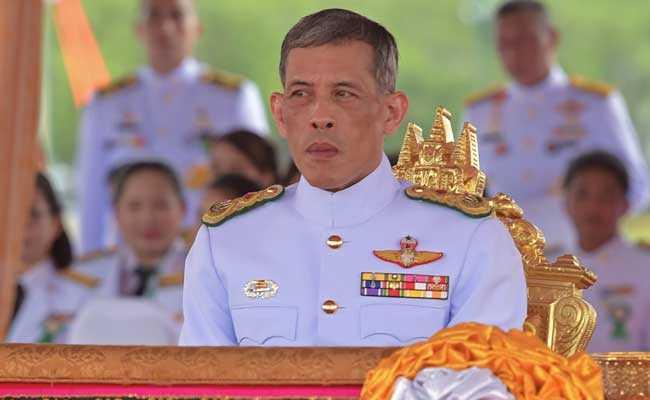 Сколько лет наследному Принцу Королевства Таиланд?