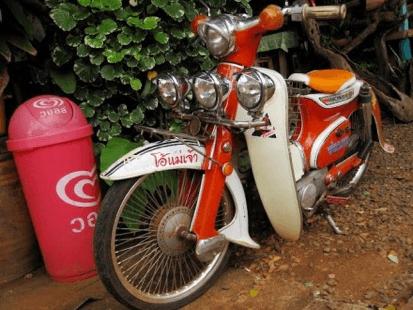 Таиланд: Мотобайк. На опыте собственных ошибок.