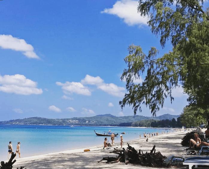 Пляжи Банг-Тао и Лайян. Пхукет 2018.