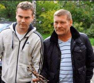 Игорь Акинфеев тайный фанат Таиланда
